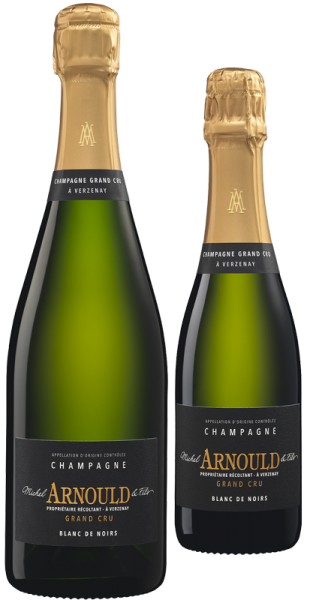 Champagner BLANC DE NOIRS Brut Grand Cru - Michel Arnould
