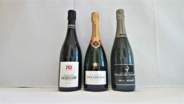 Extra Klasse Champagnerpaket - Domaine Schwemmle