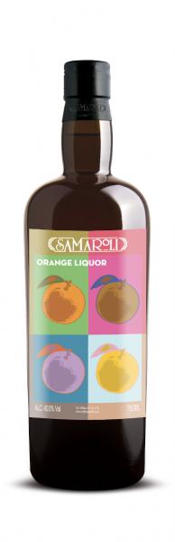 Samaroli Orange Liquor