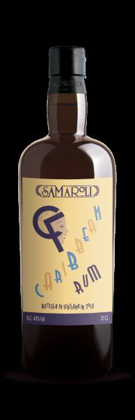 Caribbean Blended Rum - Samaroli