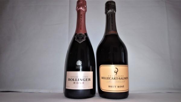 Top Rosé Champagnerpaket - Domaine Schwemmle