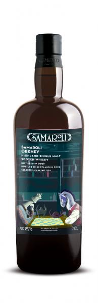 2009 Samaroli Orkney Highland Single Malt Scotch Whisky