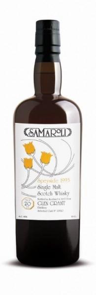 1993 Glen Grant Whisky - Samaroli