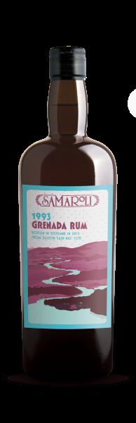 1993 Grenada Rum -Samaroli