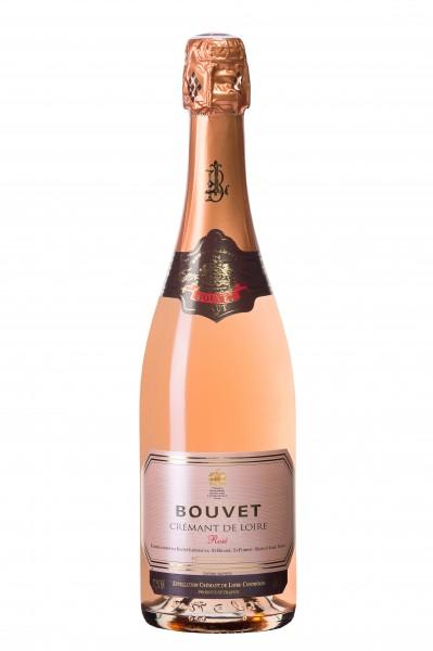 Cremant Cuvée Rosé - Bouvet Ladubay