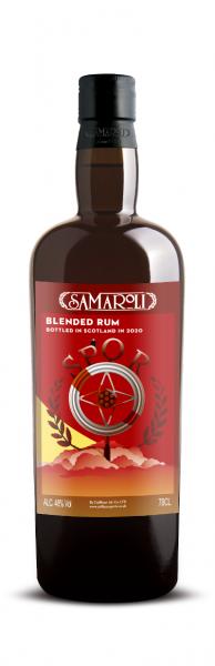 SPQR Blended Rum - Samaroli