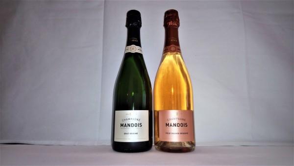 Mandois Champagnerpaket - Domaine Schwemmle