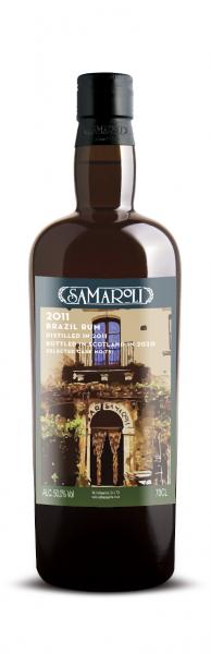 2011 Brazil Rum - Samaroli