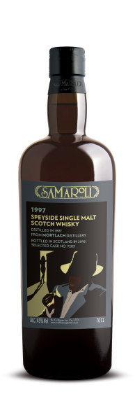1997 Mortlach Speyside Single Malt - Samaroli