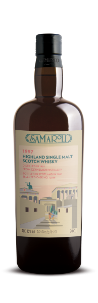 1997 Clynelish Speyside Single Malt - Samaroli