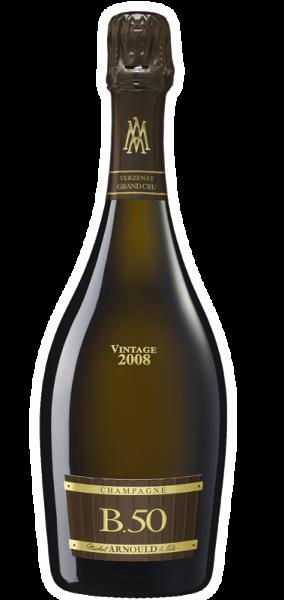 Champagner CUVÉE B.50 Grand Cru - Michel Arnould