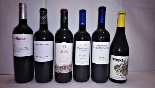 Topseller aus Spanien Weinpaket - Domaine Schwemmle