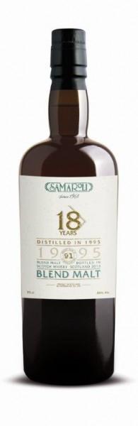 1995 Blended Malt Whisky - Samaroli