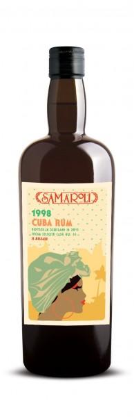 1998 Cuba Rum - Samaroli