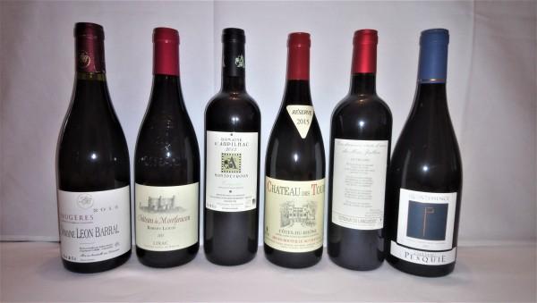 Top-Empfehlung Südfrankreich Weinpaket - Domaine Schwemmle
