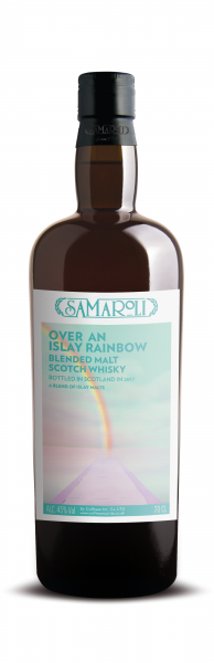 Over an Islay Rainbow Blended Malt Scotch Whisky - Samaroli