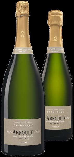 Champagner RESERVE Brut Grand Cru - Michel Arnould