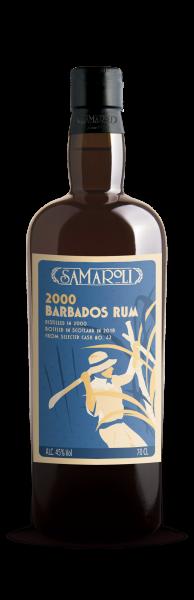 2000 Barbados Rum - Samaroli