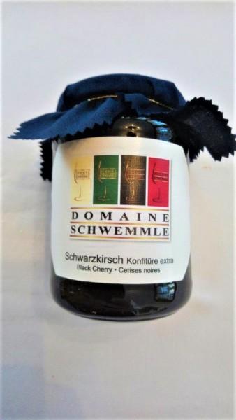 Schwarzkirsch Marmelade