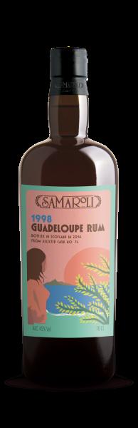 1998 Guadeloupe Rum - Samaroli