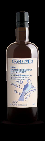 1996 Glentauchers 2020 Edition Single Malt Scotch Whisky - Samaroli