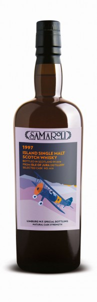 1997 Isle of Jura Whisky - Samaroli